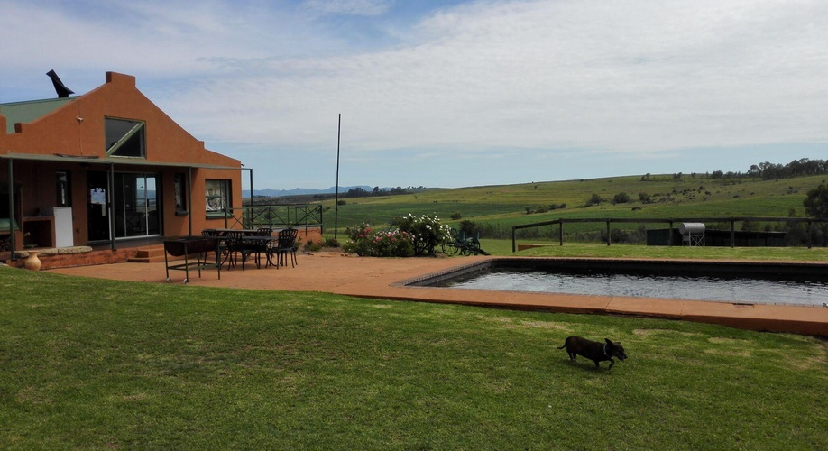 Comfortable Self-Catering Farm Accommodation, 7km from Fouriesburg